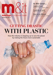 Cover of current M&IT Magazine
